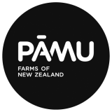 Pamu Farms of New Zealand_Circle_Black_CMYK