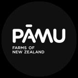 Pamu Farms of New Zealand_Circle_Black_CMYK