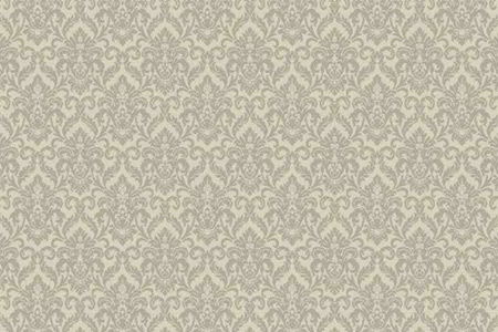 Axminster Cut Pile wool carpet floral damask pattern